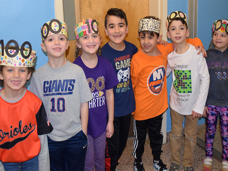 Students Celebrate 100 Days as Rising Stars photo