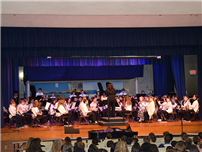 January Concerts Demonstrate Dedication and Teamwork photo
