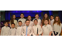 Shore Road Students Attend All-County Festival photo