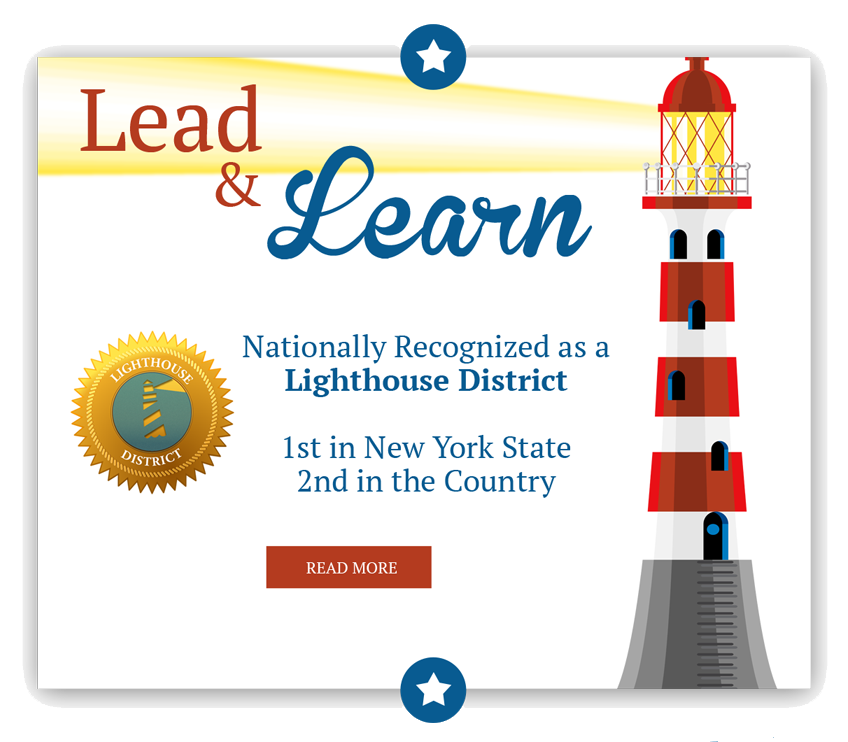 Lead and Learn with Star on Top Image